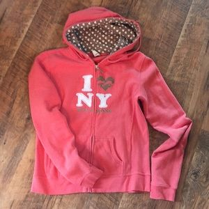 Billabong I❤️NY fleece